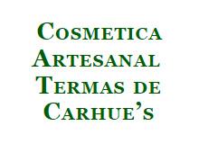 Cosmética  artesanal termas de Carhue